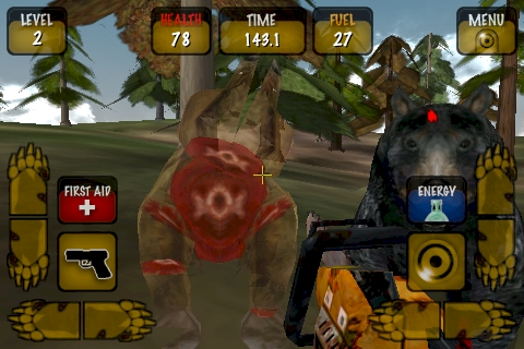 Screenshot 3D Hunting Grizzly! Assault