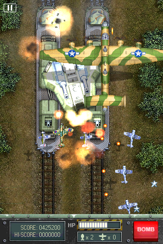 Screenshot iFighter 1945 Lite